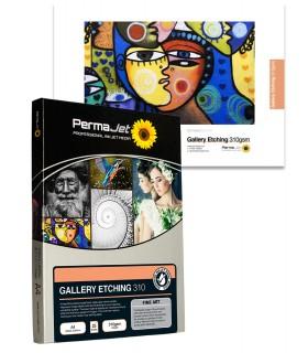 Caja de papel Gallery Etching - 310gsm - NEW de tamaño A4 de 25hojas