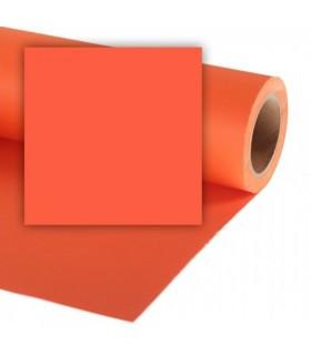 Fondo color Mandarin tamaño 2,72 x 11m