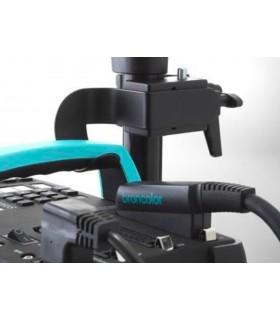 Soporte gancho de broncolor para generadores, peso máximo 15 Kg  Es necesario el uso de Manfrotto Super Clamp