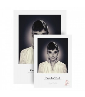 Papel Hahnemühle Photo RAG PEARL 320 GR A4 25H