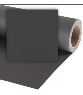 Fondo color Negro/black número 68 mediano 1.72x11 m