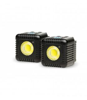 Lume Cube - Kit 2 unidades (negro)