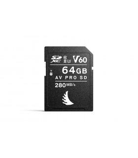 Angelbird - AV PRO SD MK2 64GB V60   2 PACK
