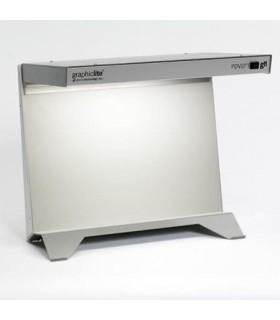 Portable system with D65, área de visión 33 cm x 49 cm