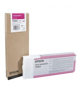 Tinta Epson GF Stylus Photo 4880 Cartucho Magenta vivo
