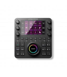 Loupedeck CT Loupedeck Creative Tool.Consola de edición personalizable para foto, video, audio...