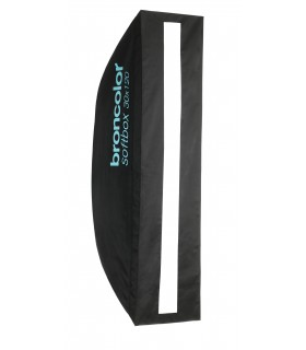 Strip Mask 7.5 cm (3) for Softbox 30 x 120 (1 x 3.9 ft)