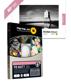 Caja A3+ de 25 hojas - Fibre Base Matt (285gsm)