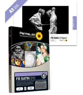 Caja A3 de 25 hojas - FB Satin (310gsm)