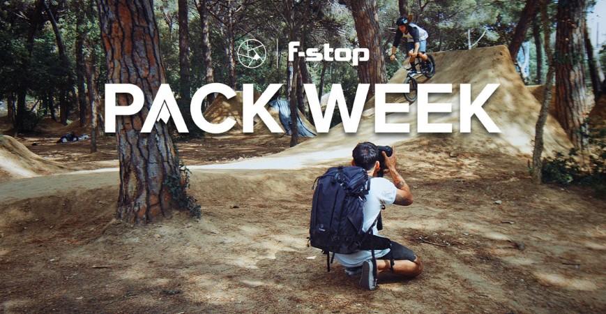 PACK WEEK - ¡Promoción especial de f-stop!