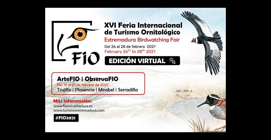 FIO 2021 - Feria internacional de Turismo Ornitológico