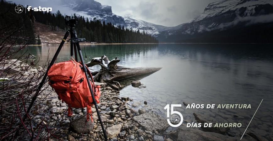 15 años de aventura – 15 días de ahorro